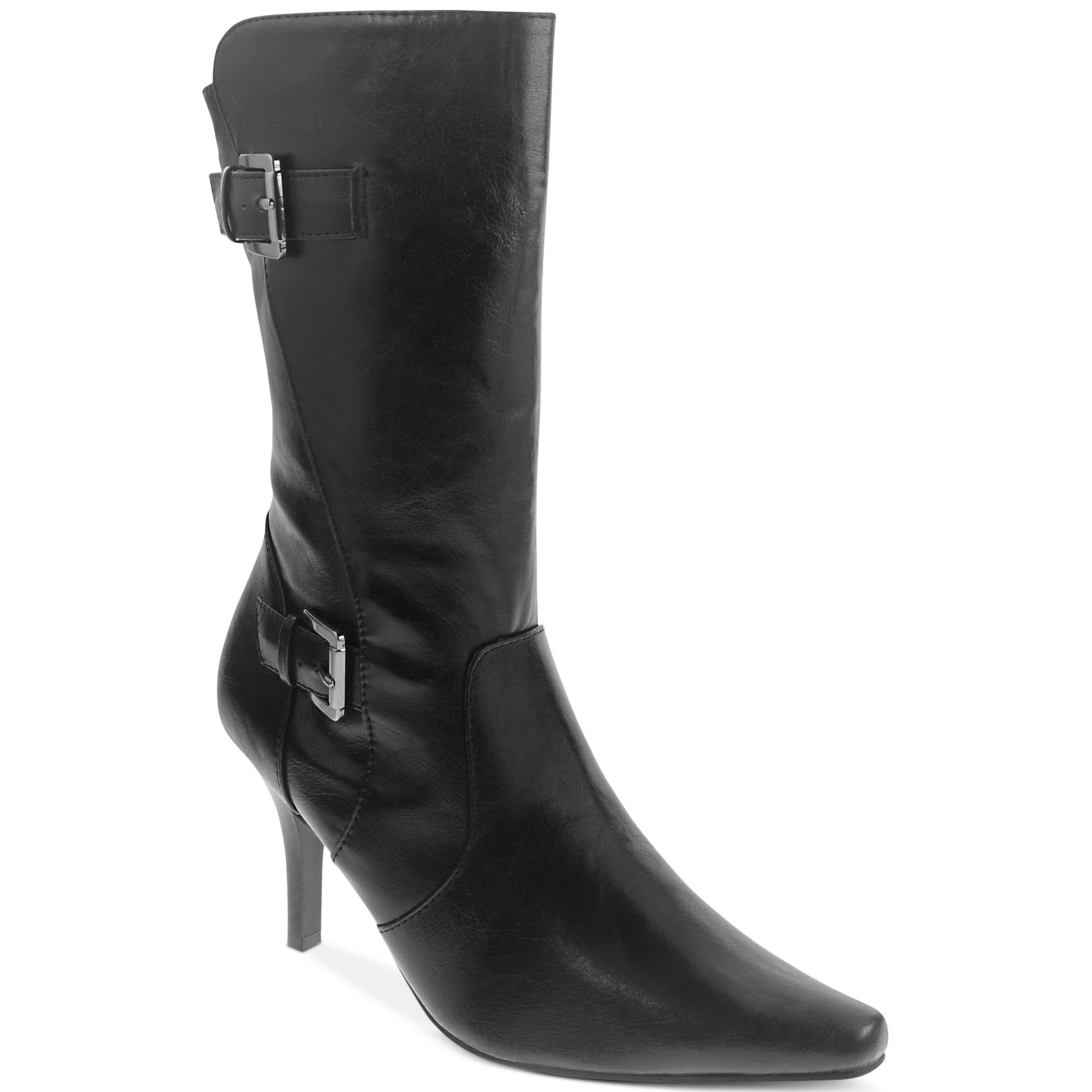 Chinese Laundry Womens Simile Tall Shaft Dress Boots In