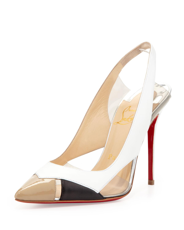 sneaker replicas - christian louboutin d\u0026#39;Orsay pumps Black cutouts - Bbridges