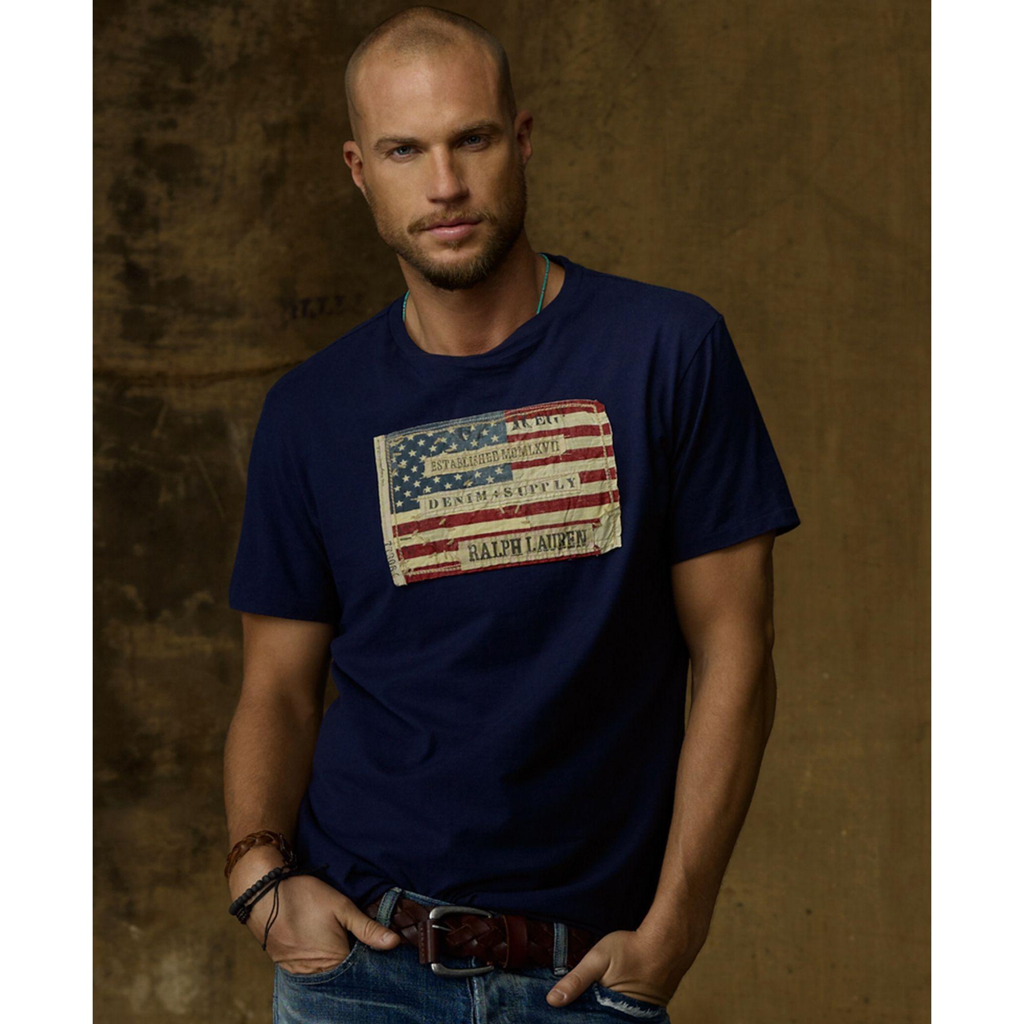 a98c26997 Denim   Supply Ralph Lauren T-shirt