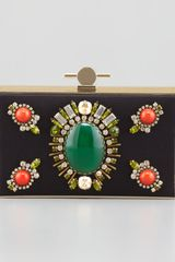 Jason Wu Karlie Jeweled Box Clutch Bag - Lyst
