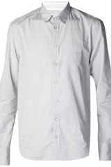 Rag & Bone Dune Button Down Shirt - Lyst