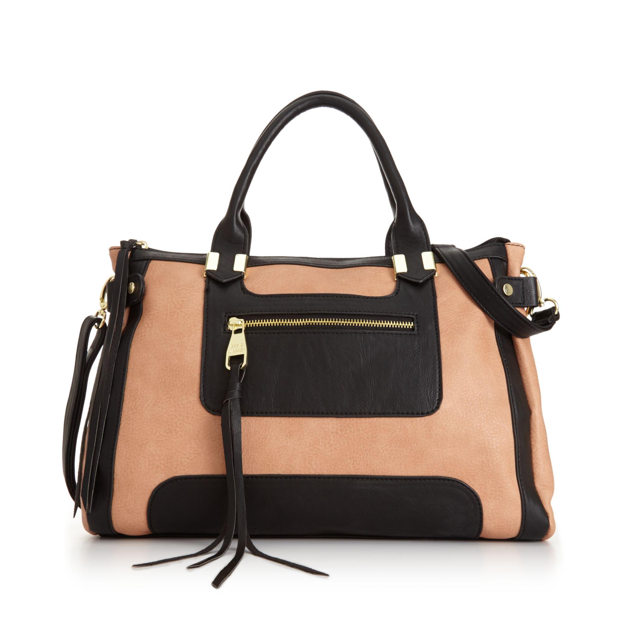 1126b183fc8d Lyst - Steve Madden Bag in Pink
