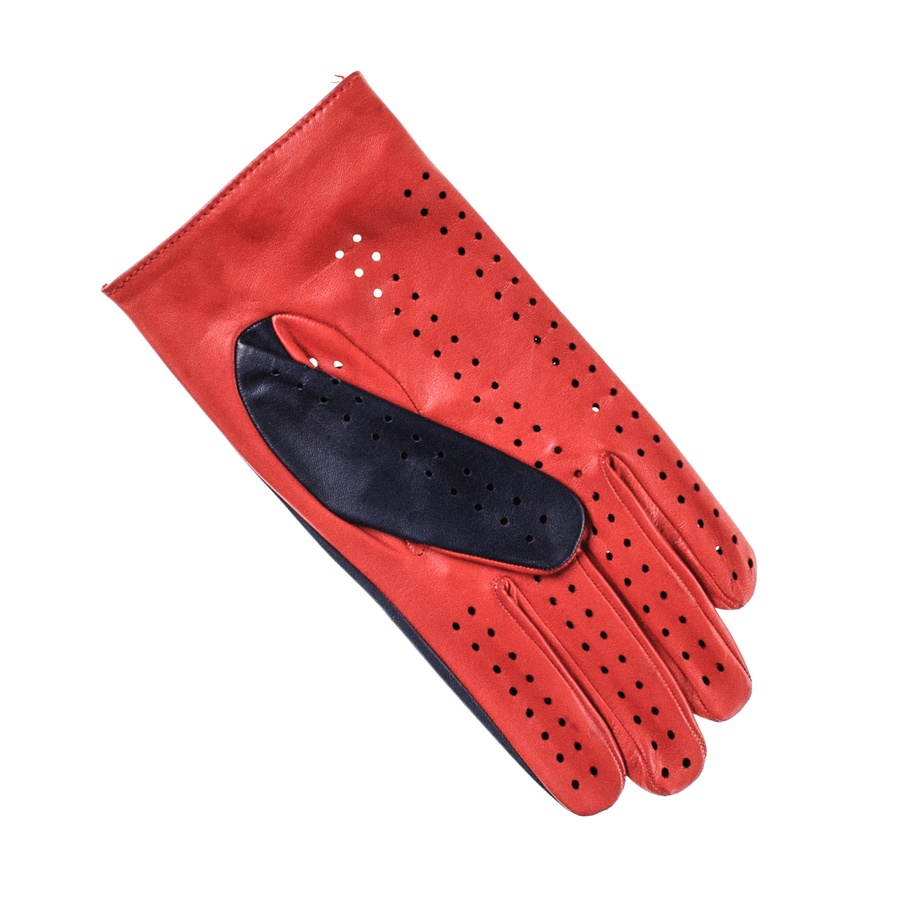 Red leather driving gloves mens - Gallery Men S Driving Gloves