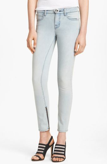 Christopher Kane Stretch Skinny Jeans - Lyst