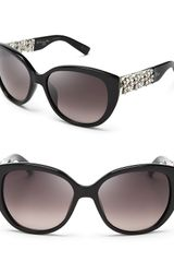 Dior Mystere Cat Eye Sunglasses - Lyst