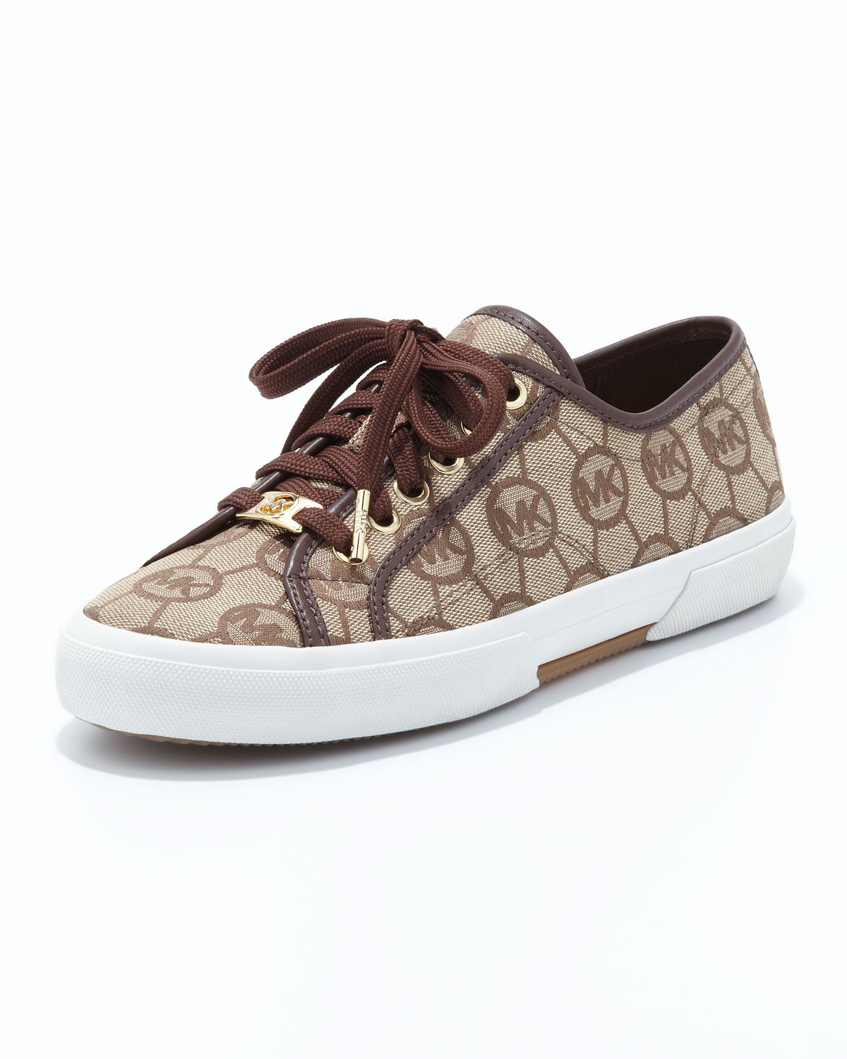 Michael Kors Monogram sneakers
