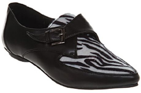 Office Depeche Monk in Black - Lyst