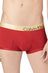Calvin Klein Limited Edition Low Rise Trunks - Lyst