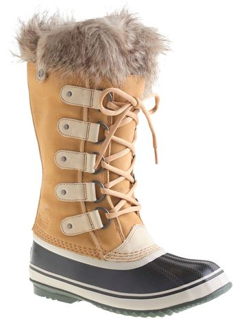 J.Crew Sorel For Joan Of Arctic Boots - Lyst