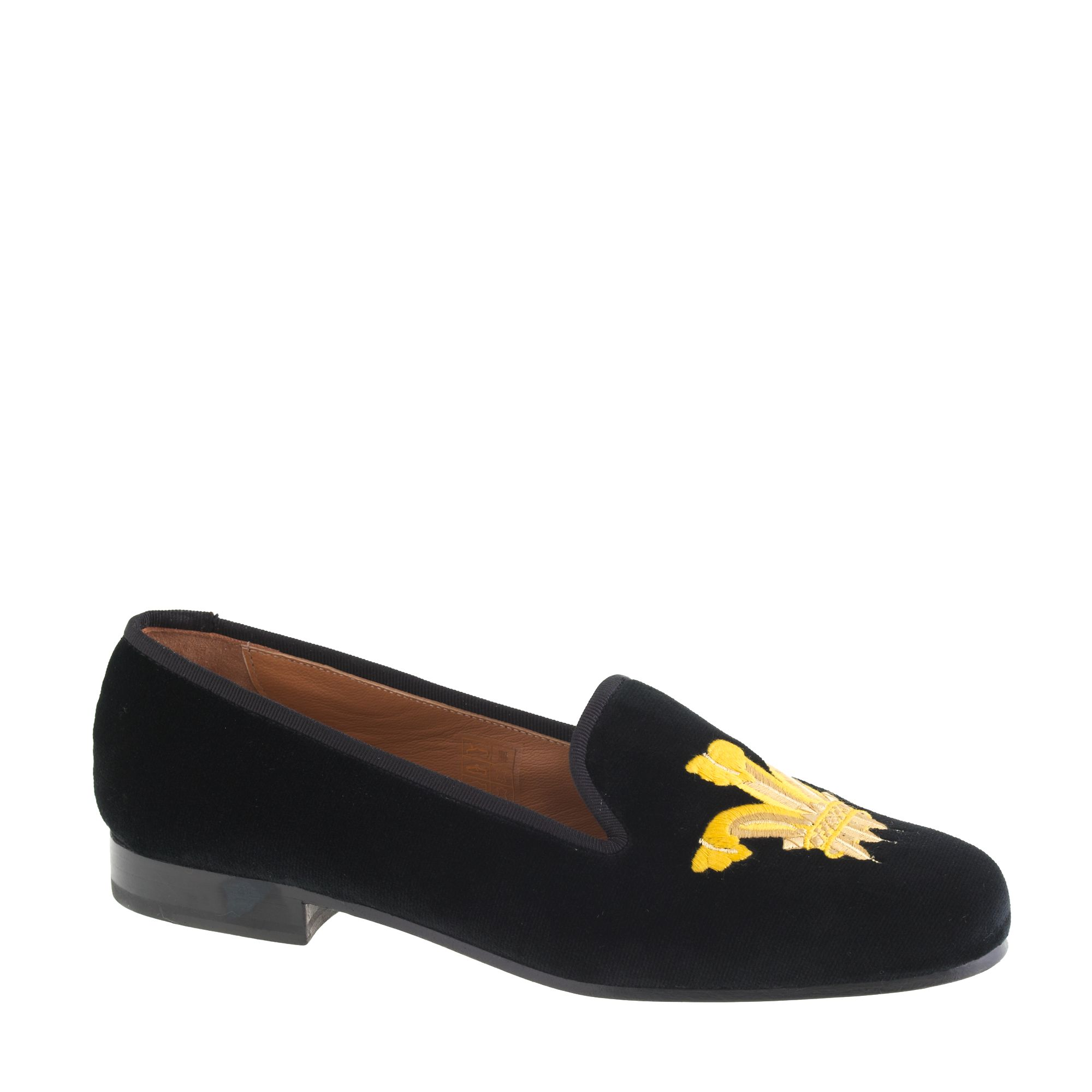 Stubbs and wootton for classic velvet slippers in for J crew bedroom slippers