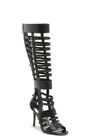 Michael by Michael Kors Gladiator Boot - Lyst