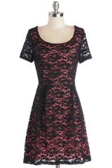 ModCloth Sipping Fireflies Dress - Lyst
