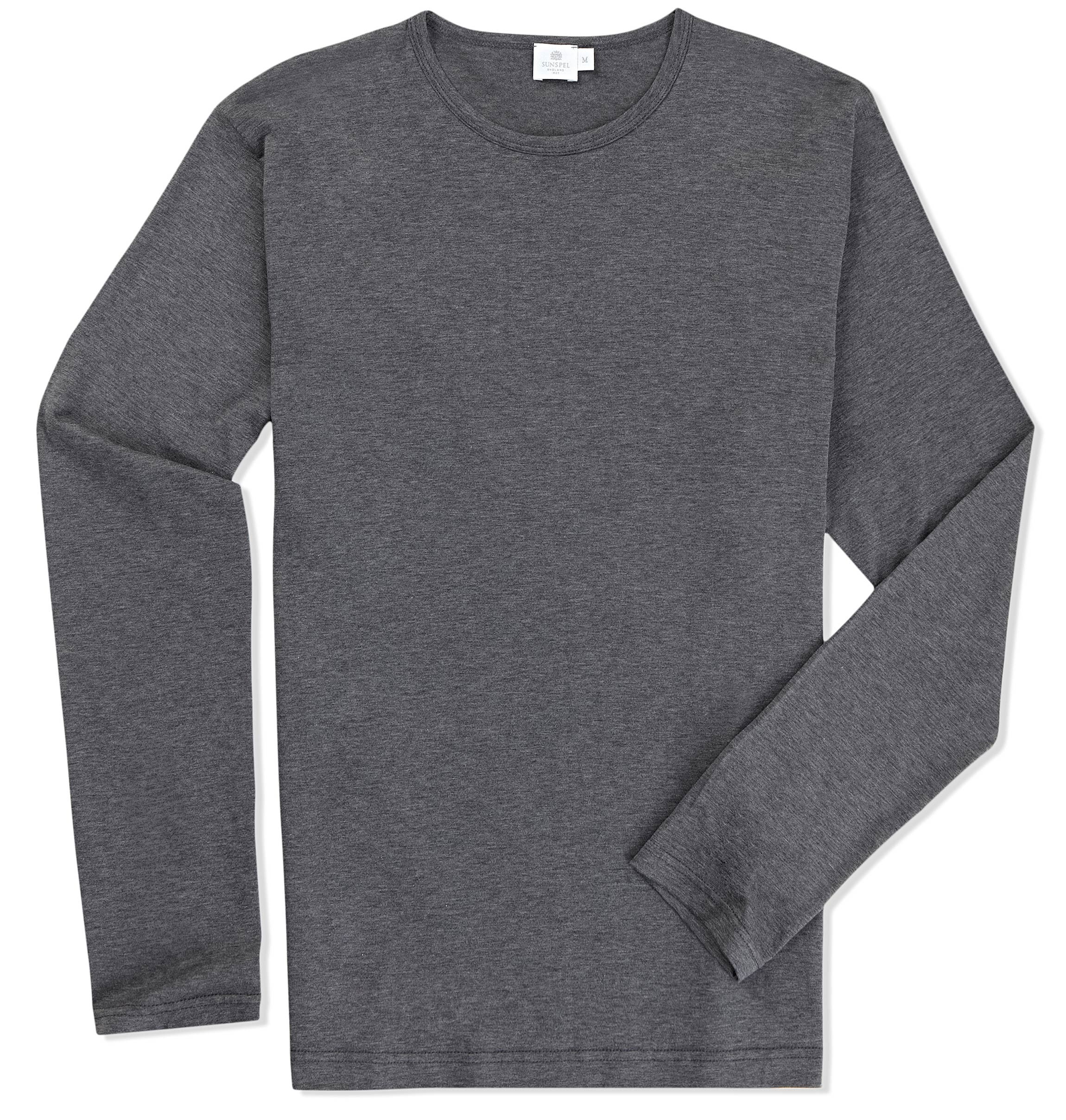 Long Sleeve Gray Shirt | Artee Shirt
