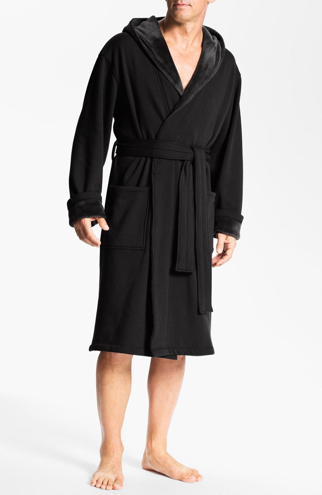 ugg mens bathrobe