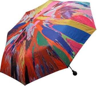 Damien Hirst/other Criteria Multicoloured Spin Umbrella - Lyst
