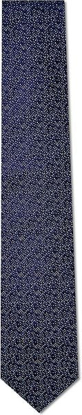 Yves Saint Laurent Mosaic Mini Squares Silk Tie - Lyst