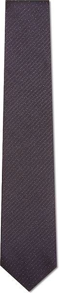 Yves Saint Laurent Pin Dots Silk Tie - Lyst