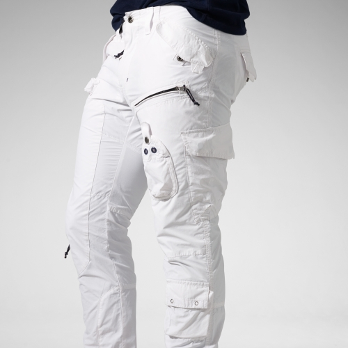 white cargo pants lyst rlx ralph searchandrescue cargo pant in 28642