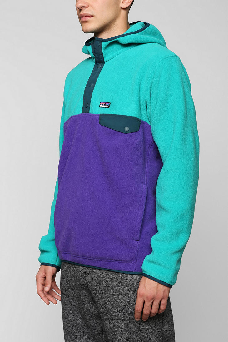 Teal Pullover Hoodie Covu Clothing