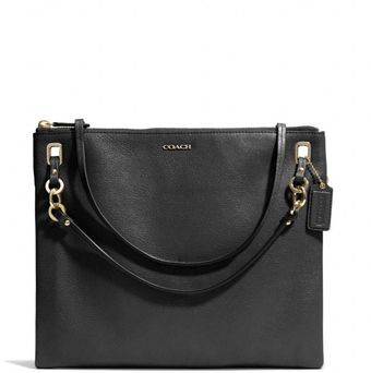Coach Madison Convertible Hippie in Leather - Lyst