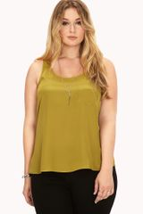 Forever 21 Favorite Relaxed Fit Tank - Lyst