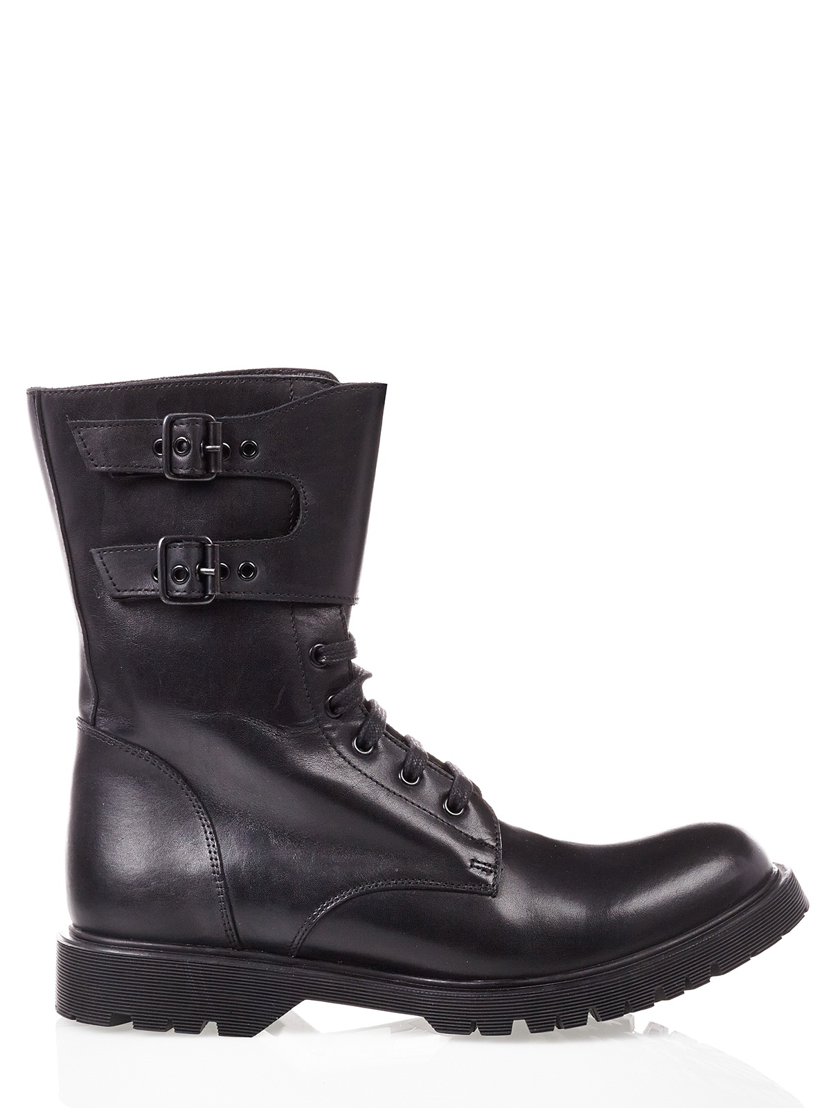 Karl Lagerfeld Boots In Black For Men Lyst