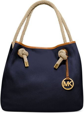 Michael Kors Marina Large Grab Bag - Lyst