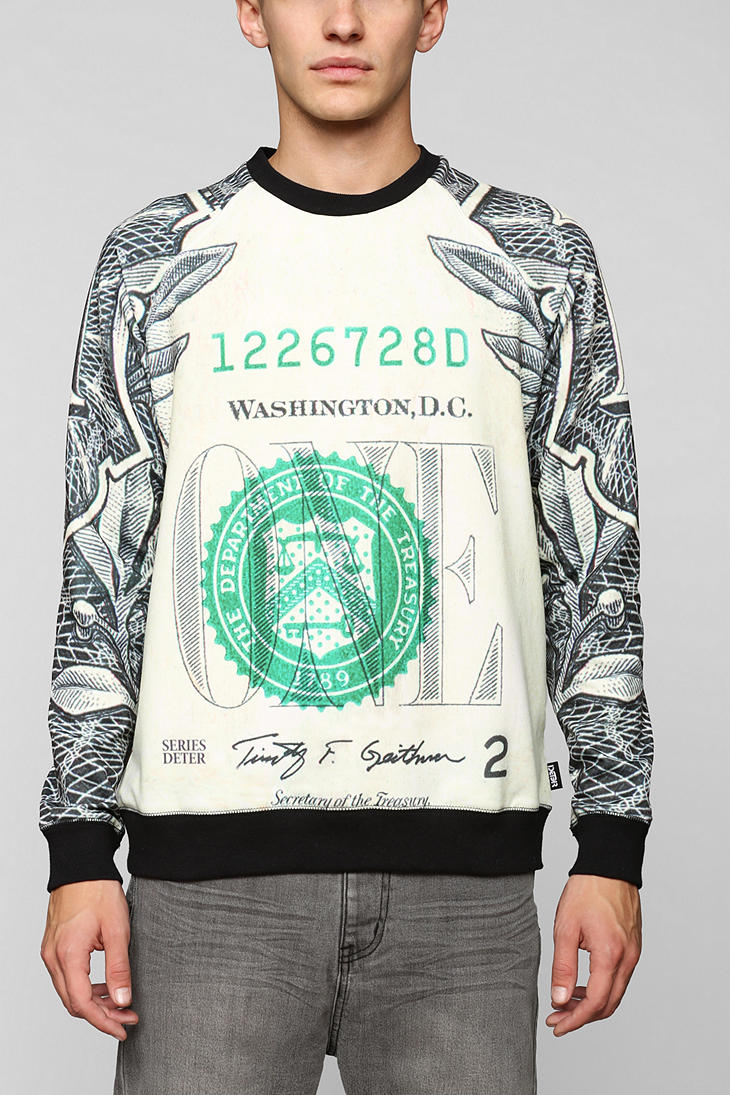 Origami Shirt Made Of Dollar Banknote On Wooden Background ... | 1095x730
