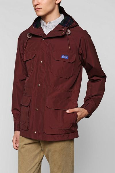 Urban Outfitters Penfield Kasson Field Jacket In Red For