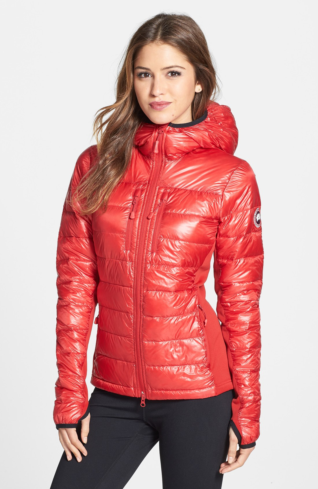 Women goose down jacket