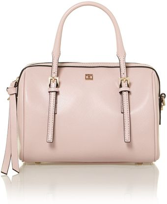 Coccinelle Betty Pink Small Bowling Bag - Lyst