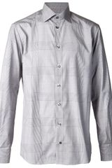 Eton Button Down Shirt - Lyst