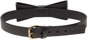 Fleet Ilya Bow Belt - Lyst
