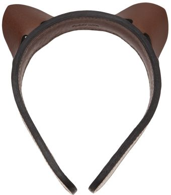 Fleet Ilya Cat Ears Headband - Lyst