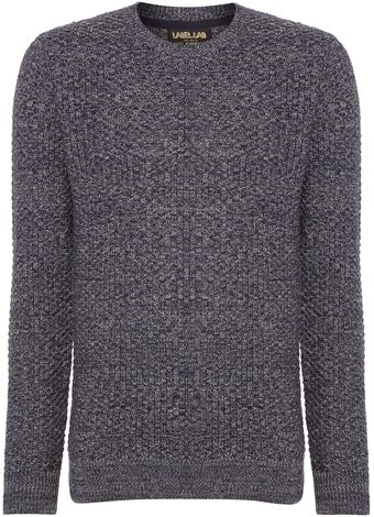 Label Lab Oslo Textured Twisted Yarn Knit - Lyst