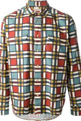 Levi's Vintage Clothing Plaid Shirt - Lyst