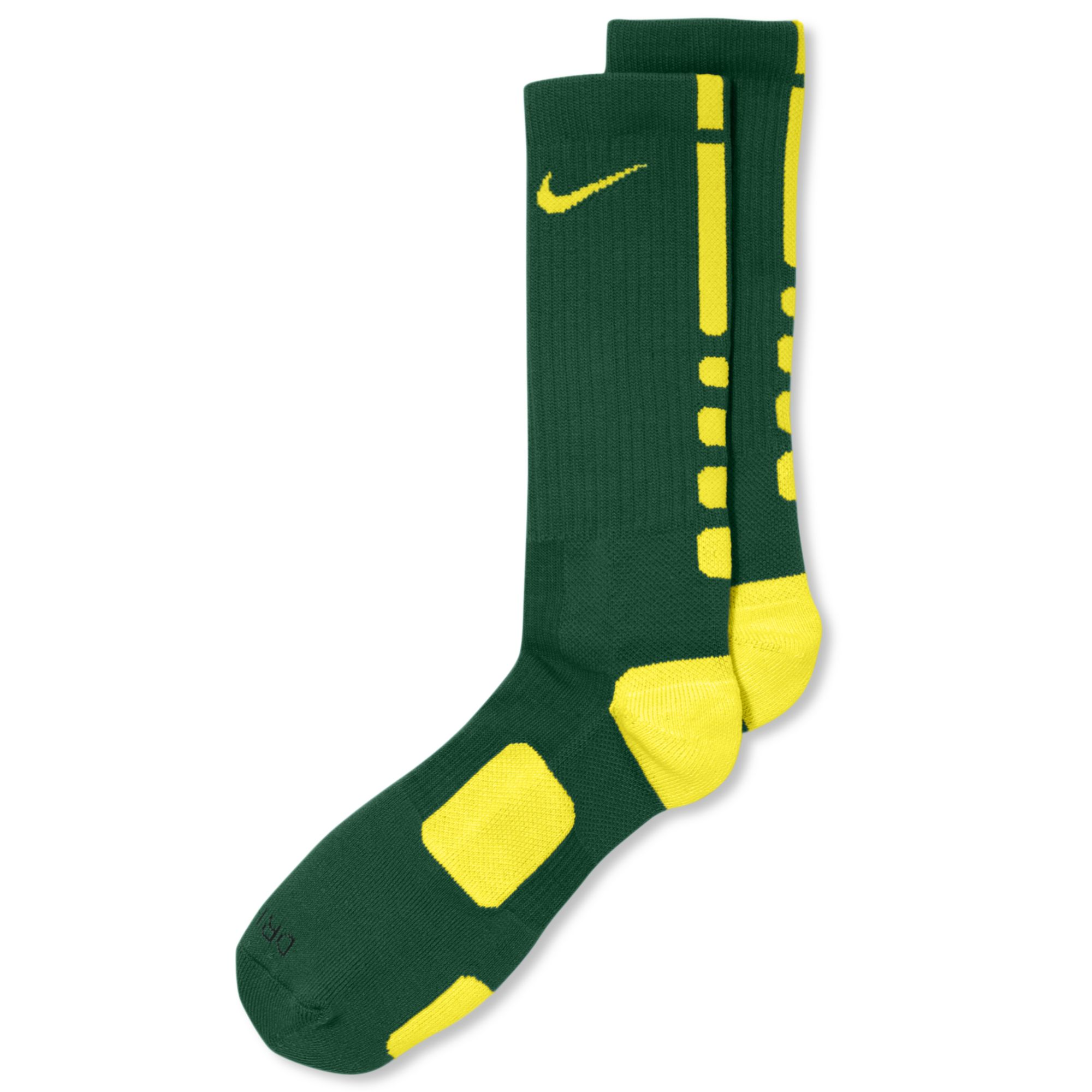 Lyst Nike Elite Basketball Mens Socks In Yellow For Men 065ea4518