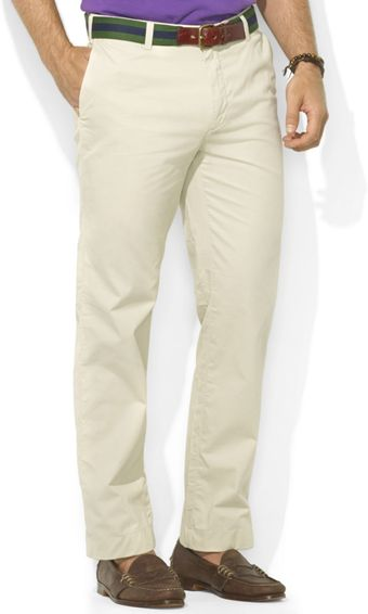 Ralph Lauren Classic Fit Hudson Westport Chino Pants - Lyst