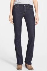 7 For All Mankind Slim Bootcut Jeans - Lyst