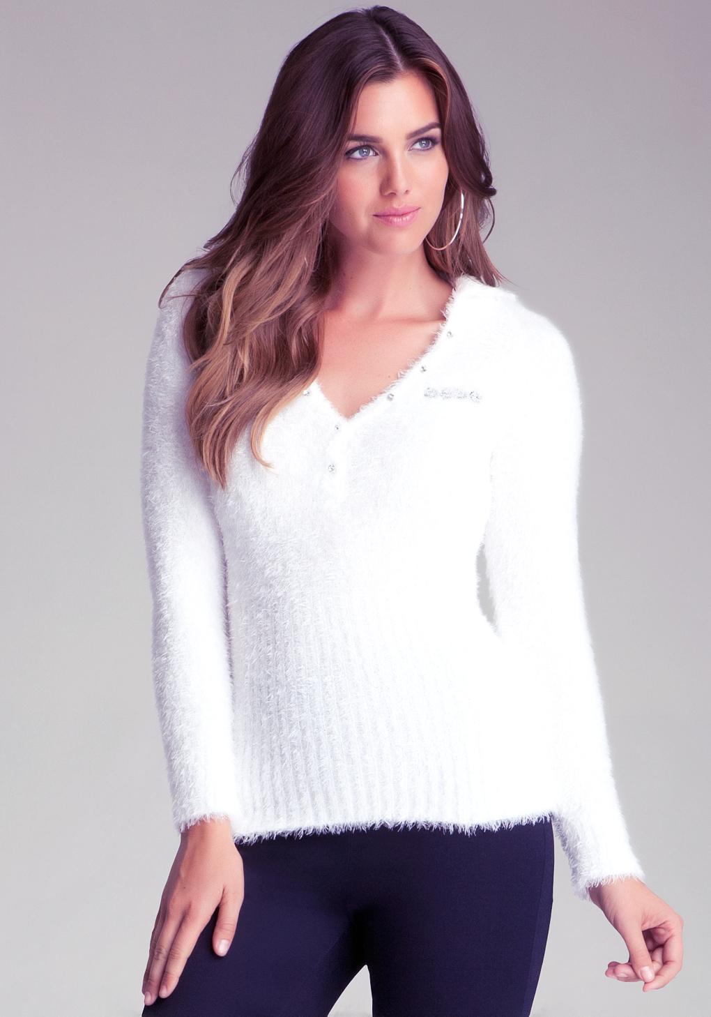Skull Cardigan Sweater