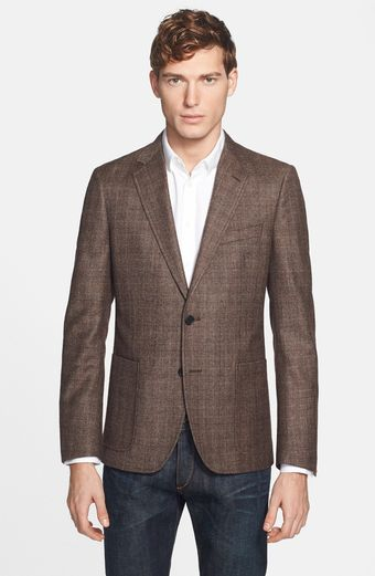 Billy Reid Campbell Plaid Wool Sportcoat - Lyst