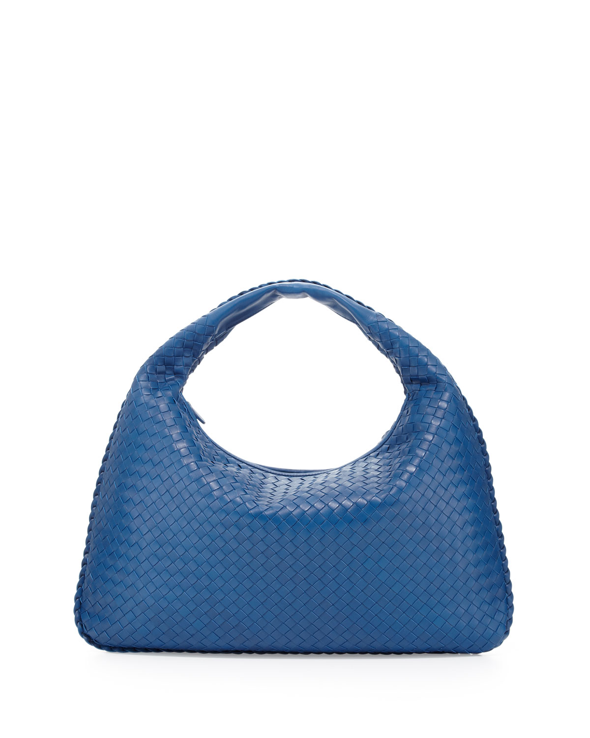 ... Large Lambskin Sac Hobo Bag Royal Blue in Blue (ELEC ROYAL BLUE