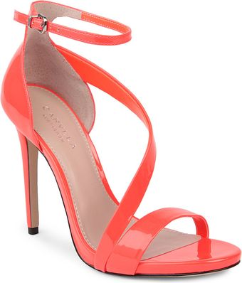 Carvela Gosh Patent Sandals - Lyst
