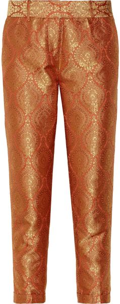 Elizabeth And James Anselm Jacquard Pants - Lyst