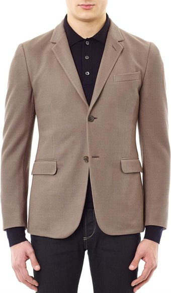 Gucci New Palma Notchlapel Blazer - Lyst