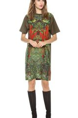 Josh Goot Tee Dress - Lyst