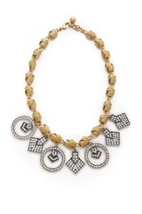 Lulu Frost Stardust Necklace - Lyst