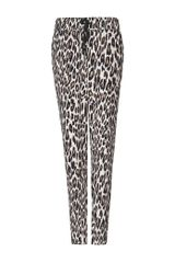 Mango Trousers Animal Print  - Lyst