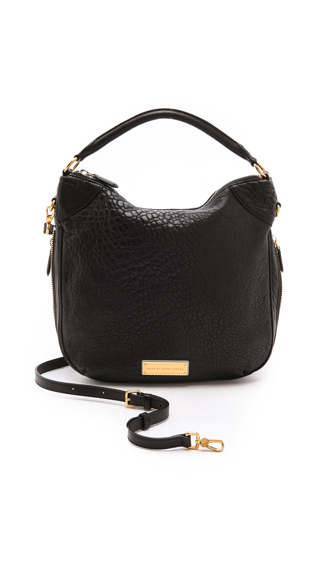 cfa12d02ba9b Lyst - Marc By Marc Jacobs Washed Up Billy Hobo in Black