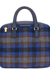 Marc By Marc Jacobs Plaid Show Group Rosie Tote - Lyst